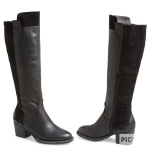 OTBT Berino Leather Knee High Boots Sz 6.5